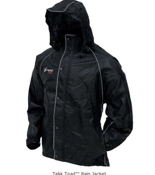 Frogg Toggs have you covered when it comes to rainy weather