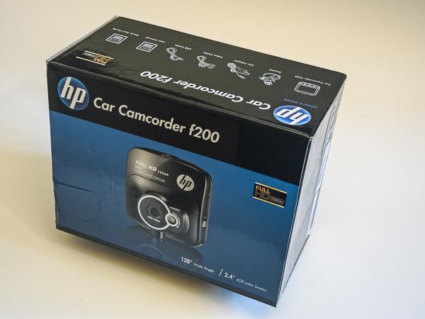 HP f200 car cauer