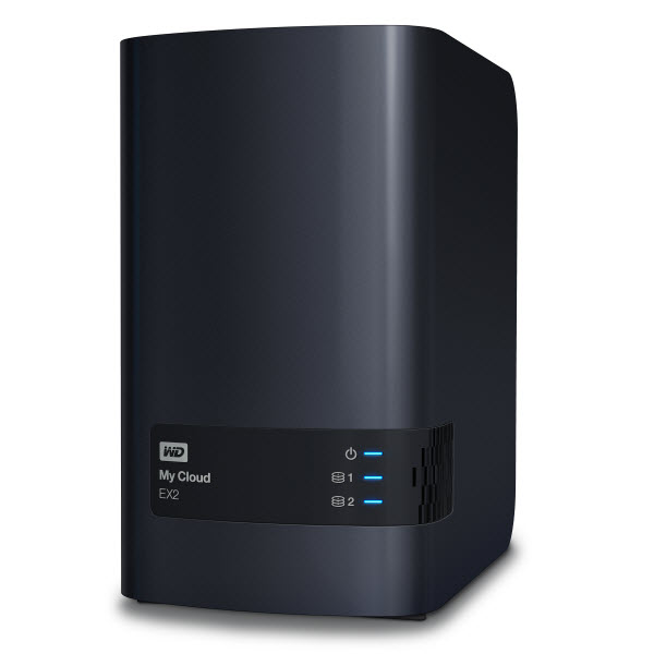 Introducing the WD MyCloud EX2