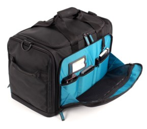 Skooba V.3 Laptop Weekender front storage pockets