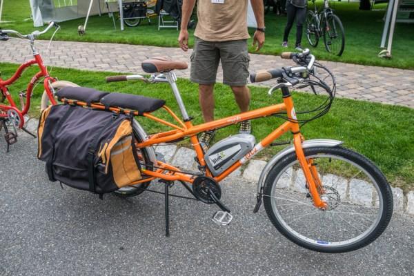 Yuba Mundo Cargo bikes