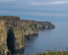 Cliffs of Moher – one of the most visited sites in Ireland