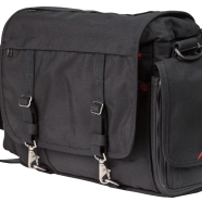 Domke Metro Messenger – the perfect fit for cameras and computer
