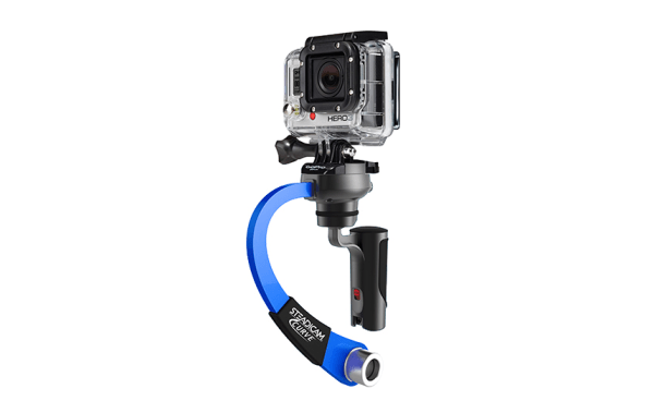 Steadicam Curve with GoPro