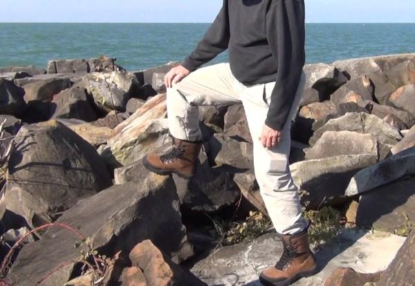 Muck Peak Hardcore boots