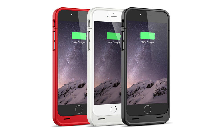 UNU DX-6 Battery Case for iPhone 6