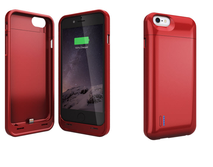 UNU DX-6 iPhone 6 battery case lasts longer than you will