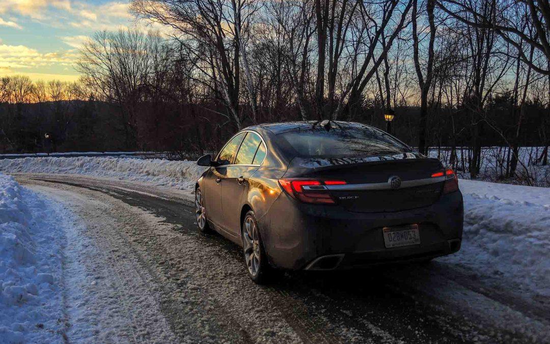 2015 Buick Regal GS AWD – tech heaven on wheels