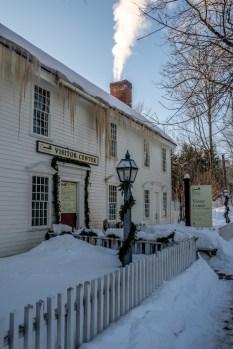 Historic Deerfield visitor center