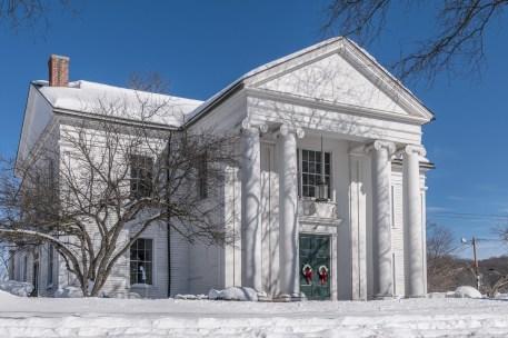 Historic Deerfield home