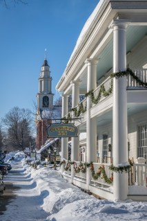 Deerfield Inn street view