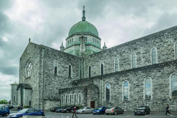 St. Nicholas Catholic Cathedral in Galway
