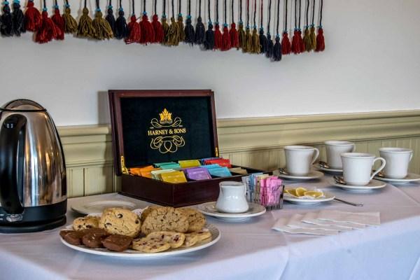 Chesterfield Inn dining