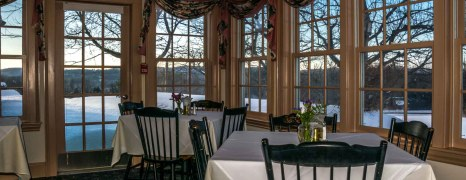 Chesterfield Inn – How to relax in the heart of New England
