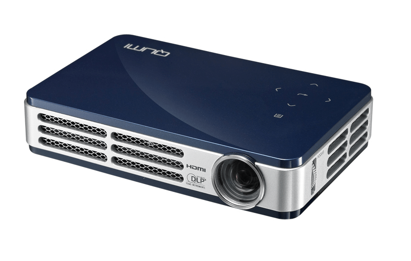 Qumi Q5 – top portable projector that fits in your pocket