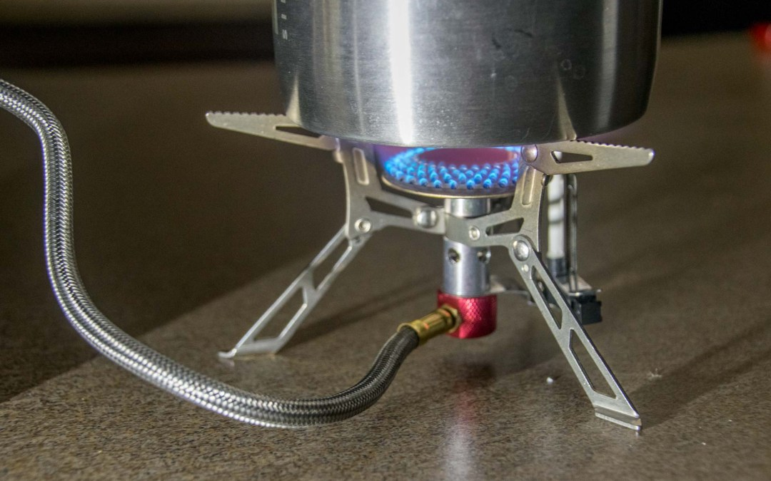 Dpower camp stove – the most heat you can fit in your pocket