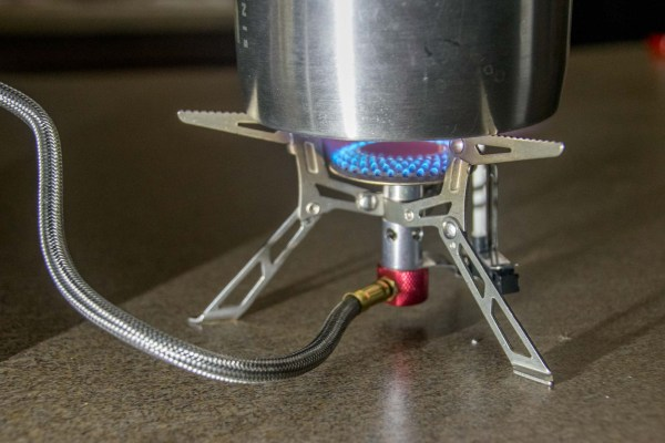 Dpower stove