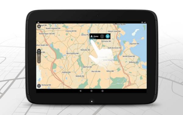 TomTom International - Android app