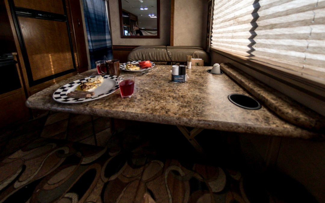 Packing it all in an RV – is there enough room to take all your gear?