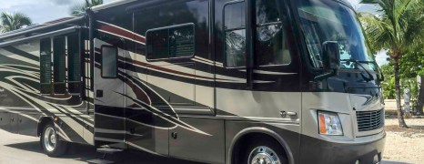 When buying an RV you could use a friend in the business
