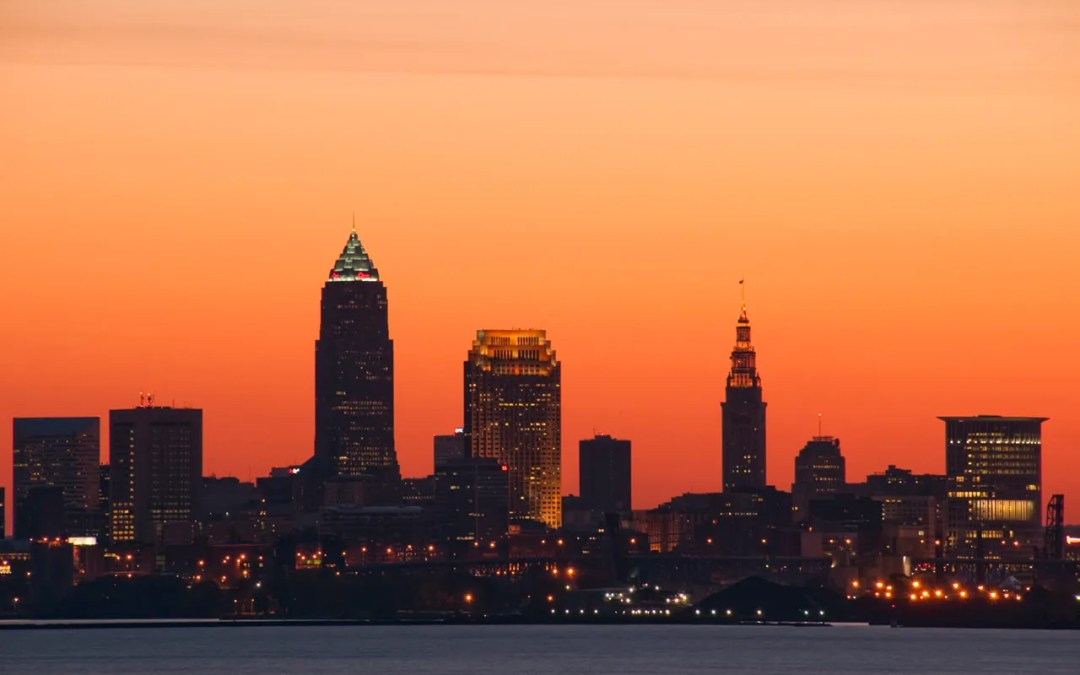 Cleveland – your secret is out