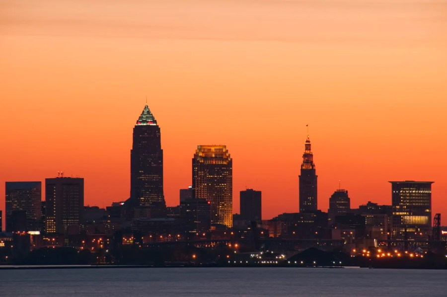 Cleveland Skyline | Photo by Doug Bardwell