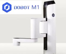Dobot M1: A robotic arm you can afford