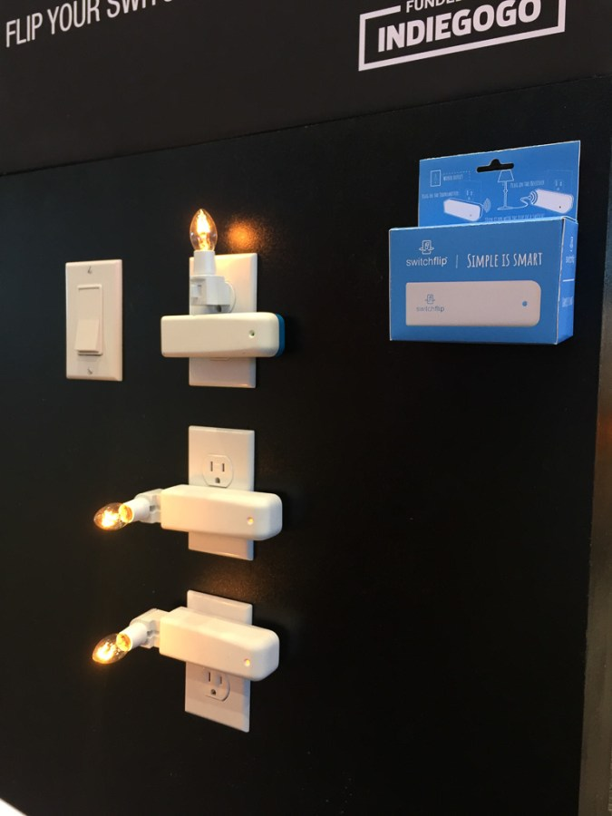 Quirky let's you extend the reach of that wall switch controlled outlet to other outlets