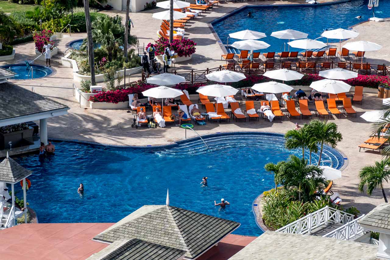 Moon Palace Jamaica Grande all-inclusive resort
