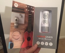 VerveOnes ME (Music Edition) – the all-day earbuds