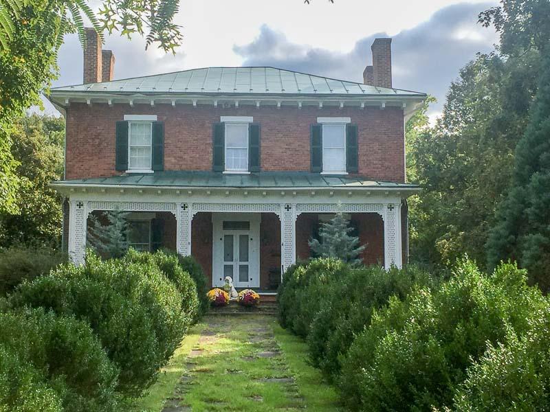 Stonewall Jackson's Headquarters in Romney, WV