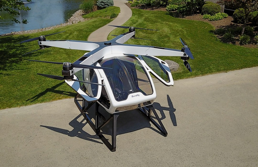 Surefly Octocopter