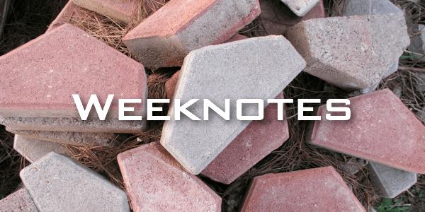 Weeknote 04/2013Weeknote 04/2013