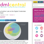 Taking Another Look at the Digital Credentials Landscape [DMLcentral]