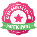 Open Badges in Higher Education: Disruptive, Desirable, and Democratic