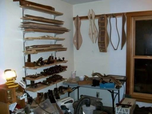 Planes and planes and planes and bending forms and wood and stuff