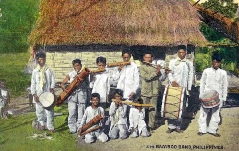 Bamboo Band, Phillippines