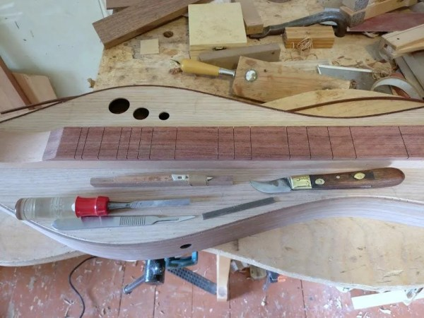 Dulcimer Binding Tools