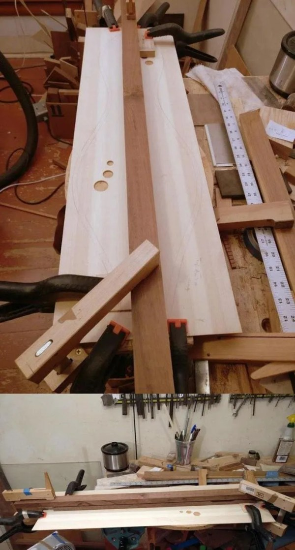 Adventures of a dulcimer builder