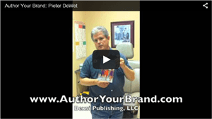 Peter DeWet on Author Your Brand