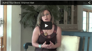 Author Your Brand: Shannon Kerr