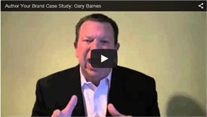 Author Your Brand Case Study: Gary Barnes