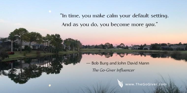 Go-giver influencer