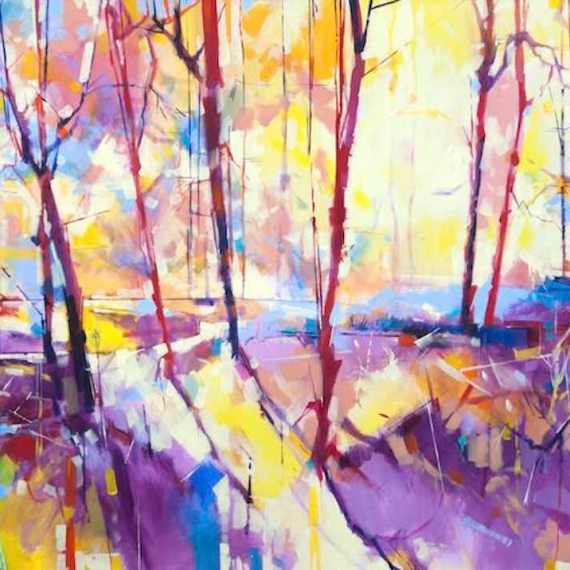 woodland-painting-doug-eaton