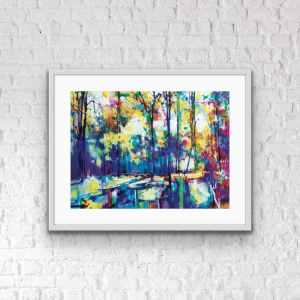 woodland-painting-doug-eaton
