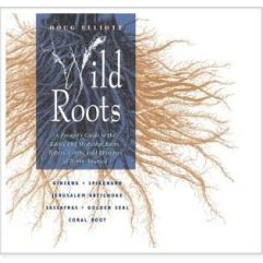 Cover of book Wild Roots by Doug Elliott