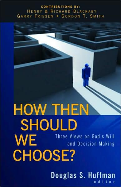 Book Cover.How Then Should We Choose