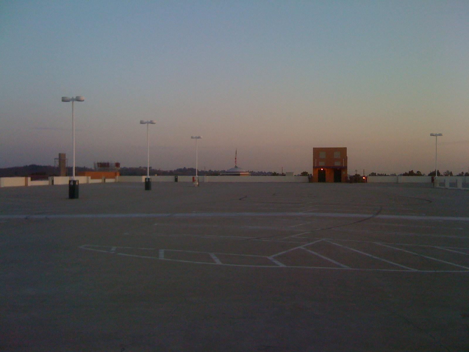 "Vantage Point (AKA ""Parking Structure"")"