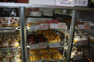 Psycho Donut selection