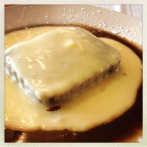 ye old kings head toffee pudding